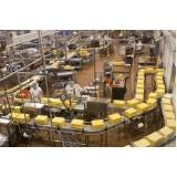automação para indústria alimentícia