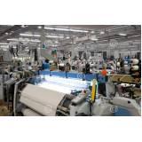 automação para indústria têxtil Cascavel