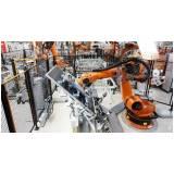 empresa de automação para indústria automobilística Esteio