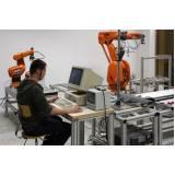 manutenção e automação industrial Sumaré