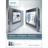 painel IHM Siemens