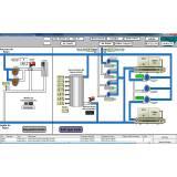 sistema de controle supervisório